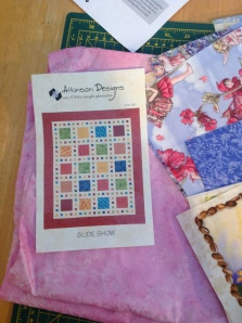 Atkinson Designs quilt pattern I am using to build twins quilts...